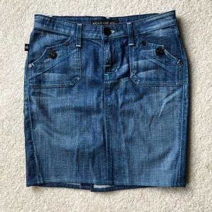 Rare Rock and Republic Denim Skirt